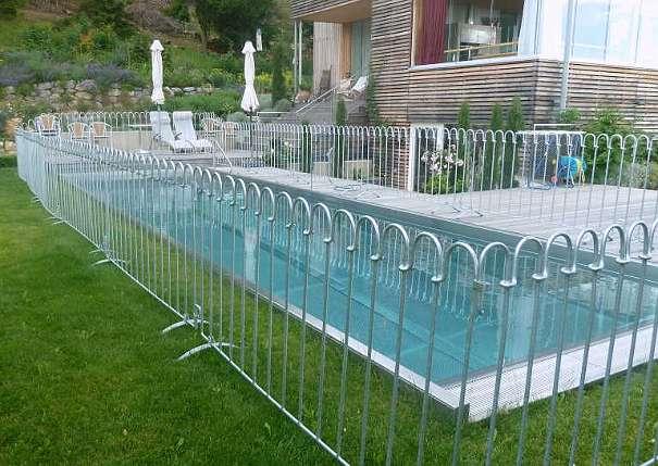 Poolzaun Poolfix Kindersicher 140 1030 Wien Willhaben