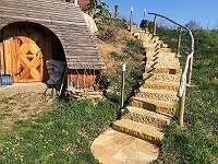 Gartenstufen in Ihren Wunschmaßen - Sandstein beige/ gelb - Naturstein