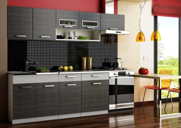 Küche Garantie | Neu Kuche 240cm Grau 2 Jahre Garantie 235 2002 Grossmugl