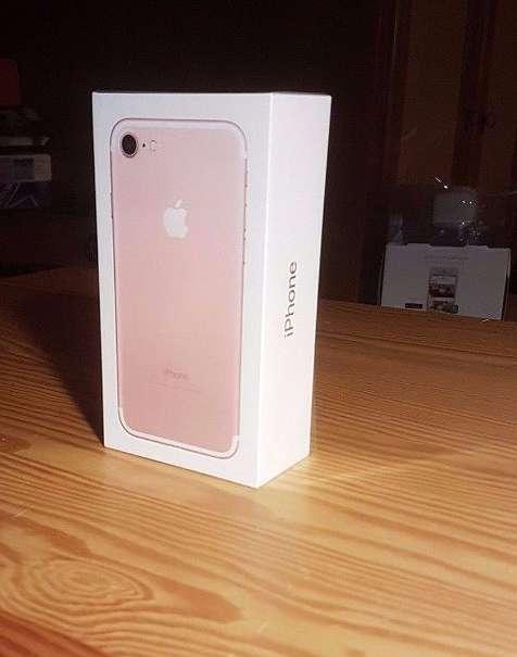 iphone 7 128 gb rosa gold wie neu 639 8010 graz. Black Bedroom Furniture Sets. Home Design Ideas