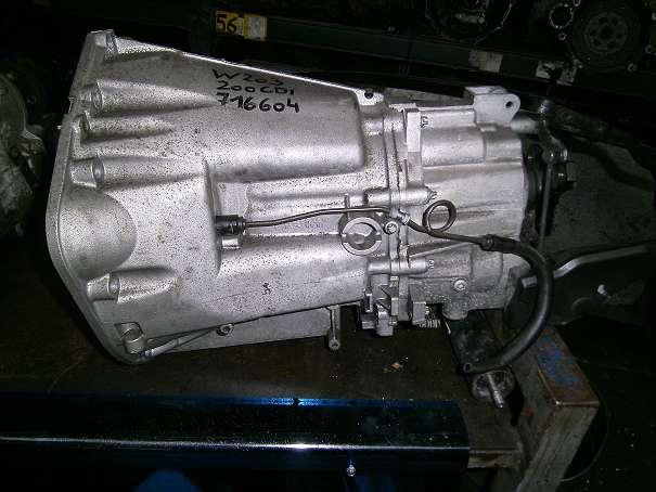 6.Gang Schaltgetriebe 716604