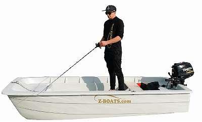 Ruderboot Motorboot Angelboot Fischerboot Schlauchboot GFK Boot Kleinboot Z 320 K