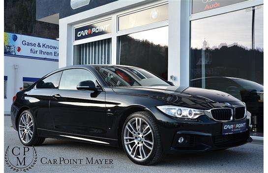 Bmw 4er reihe 435d xdrive coupe m sport aut m paket for Bmw 4er gran coupe m paket