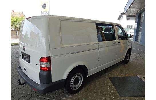 used volkswagen t5 doka kastenwagen lr 2 0 tdi ac stdhz of. Black Bedroom Furniture Sets. Home Design Ideas