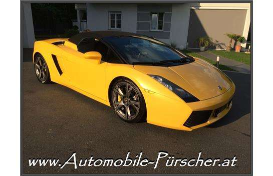 occasion lamborghini gallardo 2006. Black Bedroom Furniture Sets. Home Design Ideas