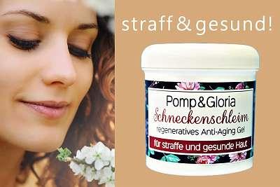 250 ML Schneckenschleim gegen Akne, Narben, Falten und Dehnungsstreifen Gesicht Körper Pflege Body Kosmetik Wellness