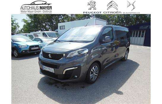 peugeot traveller business vip l2 bluehdi 150 s s allrad 4x4 dangel kombi family van 2017. Black Bedroom Furniture Sets. Home Design Ideas