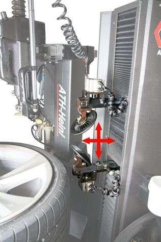Reifenmontiermaschine ATH M92 Montiermaschine Reifen Montiermaschine Reifenmontagemaschine Reifenmontage Montage Reifen Maschine