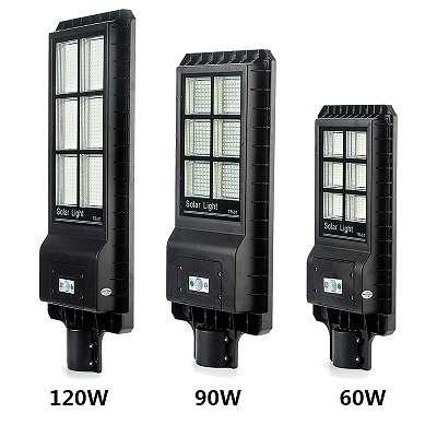 Straßenbeleuchtung LED 50W AL Laternen