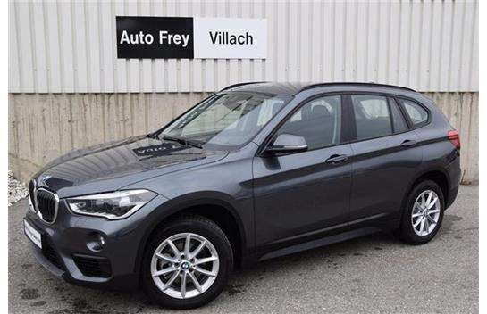 bmw x1 sdrive18i advantage aut suv gel ndewagen 2017 km willhaben. Black Bedroom Furniture Sets. Home Design Ideas
