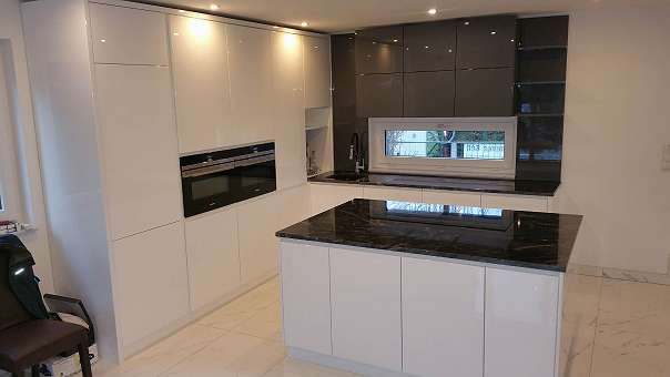 Designer Luxus Einbauküche Küchen nach mass, € 5.999,- (1160 Wien ...