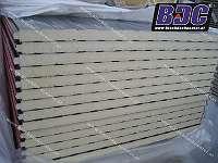 Sandwichpaneel, Sandwichplatte Wand-Paneel PUR – 40 mm Ral-7016 AKTION !