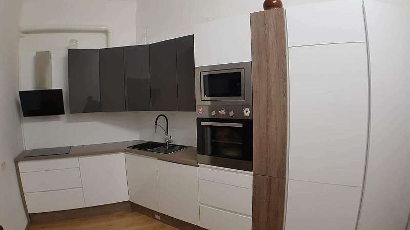 designer elegance einbauk che k chen nach mass 1160 wien willhaben. Black Bedroom Furniture Sets. Home Design Ideas