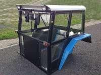 NEU Kabine für Traktor Traktorkabine Verdeck passend für IHC Universal nr 1b
