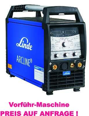 WIG Schweißgerät LINDE TPL 230 Puls AC/ DC, Stahl, Edelstahl, Aluminium - NEUHEIT IN ÖSTERREICH, Schweissgerät