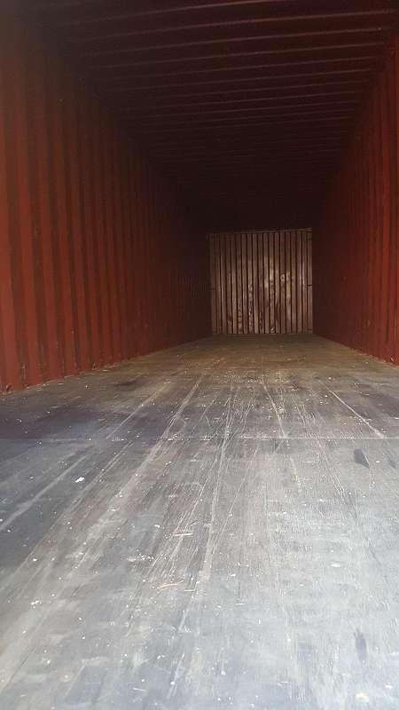 10 20 40 Box 40 HC gebrauchter Container / Lager