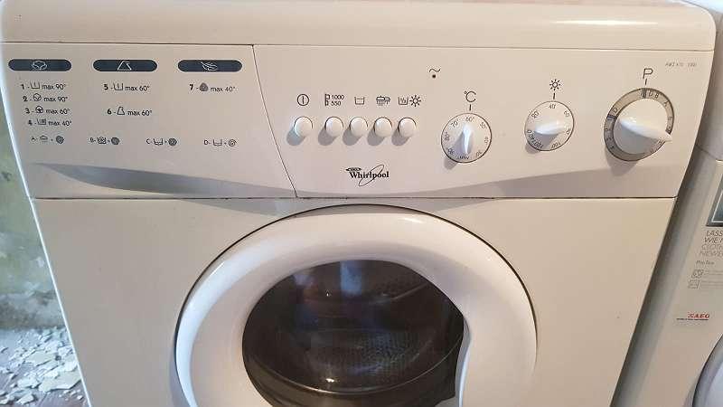 Whirlpool waschtrockner kombi gerät mit 6 monate garantie gratis