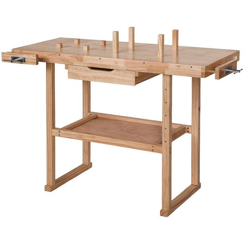 NEU Werkbank Werktisch Werkstatt Tisch Hobelbank ...