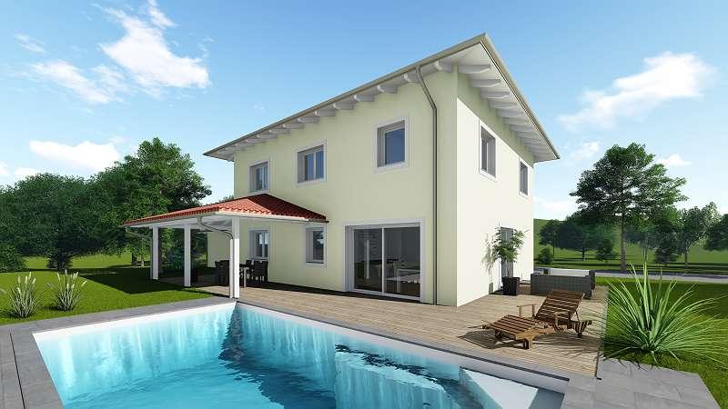 Gerstl Massivhaus Haus Florenz 177m 3 Kinderzimmer