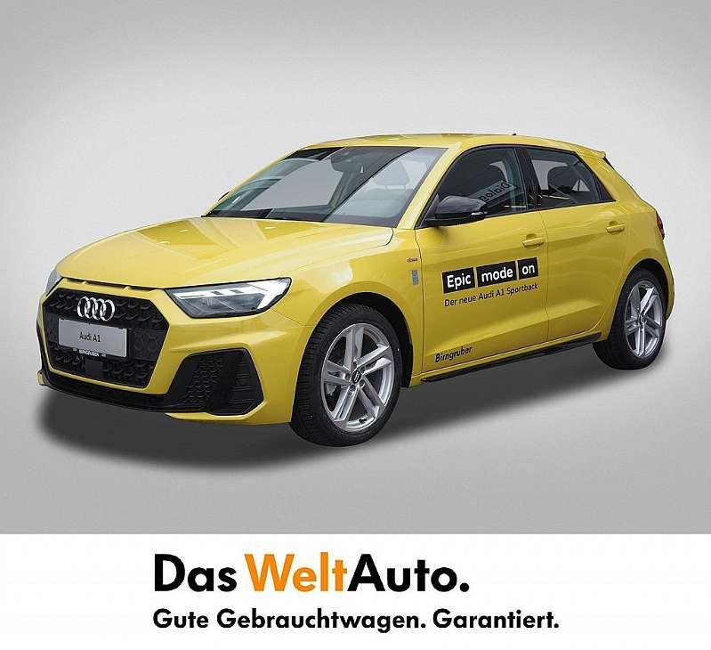 Audi A1 Sportback 30 Tfsi S Line Exterieur Limousine 2018 1 000 Km 26 970 Willhaben