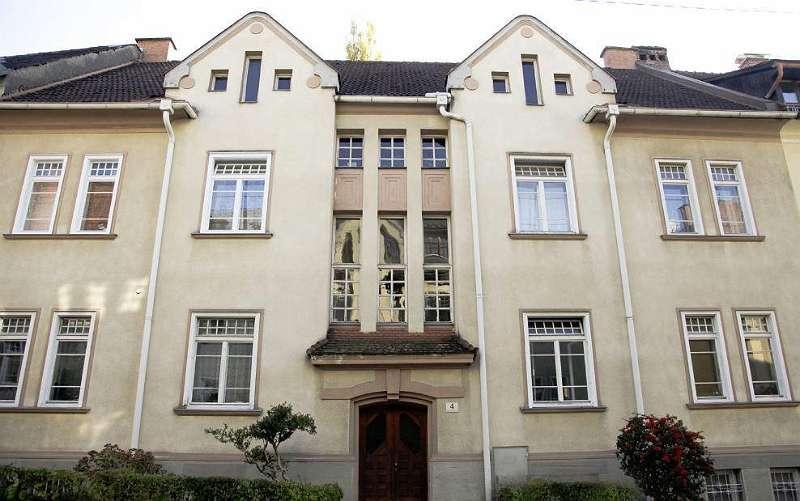 Reserviert Jugendstil St Leonhard Terrasse Balkon 3