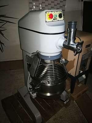 Knetmaschine Toperczer 40Liter