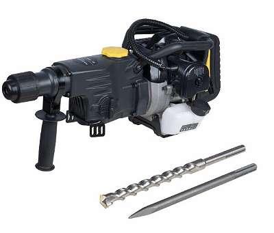 T-Mech Elektrischer Bohrhammer Bohrmaschine Schlagbohrhammer Schlaghammer Schlagbohrer 37.7cc 24813