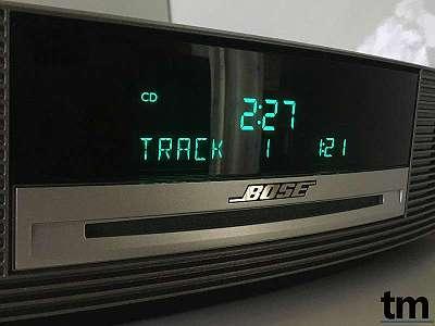 BOSE® WAVE Music System iii - TOP Zustand - DAB+ - 2x Weckzeiten - CD Player (MP3 fähig) - Aux in - Rechnung und Gewährleistung - sofort verfügbar