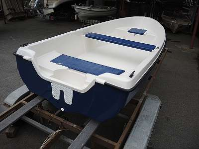 SONDERANGEBOT minus 15% bis 31.3. - Fabrikneues Angelboot