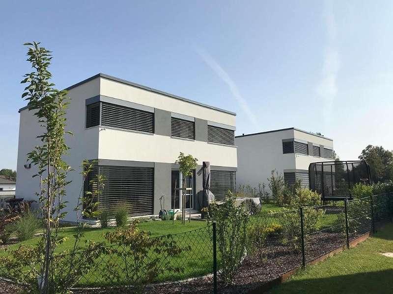 Neubau Einfamilienhaus Mit Fabelhafter Aussicht In Behamberg 120