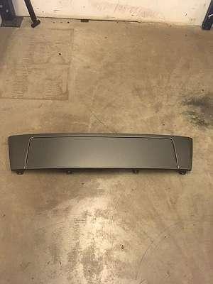 Kennzeichenhalter Audi A8 4E0807285AC 1QP