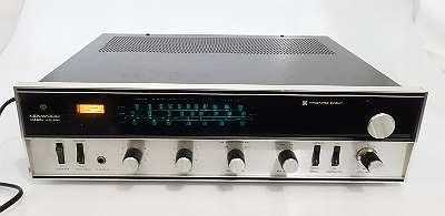 KENWOOD KR-33L AM/ FM STEREO TUNER AMPLIFIER +++