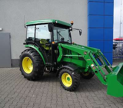 Kabine Traktorkabine JD 4M 4049M Traktor Kabinen NEU Universal Schlepper Verdeck