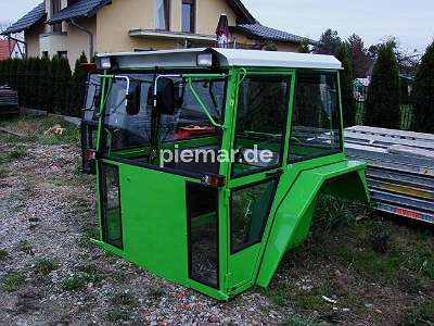 Schlepper Kabine F3a Traktorkabine Traktor Kabinen NEU Universal Verdeck