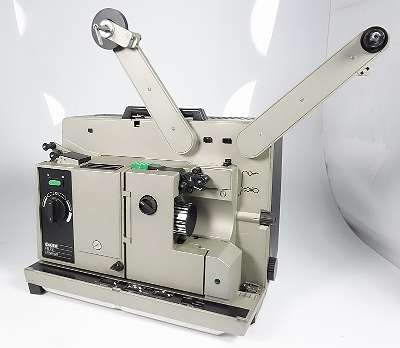 BAUER P8 UNIVERSAL 16mm FILMPROJEKTOR