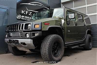 Hummer Hummer H2 60l V8 Limousine 2004 132000 Km 23990