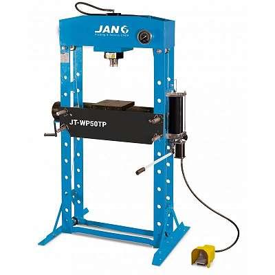 JAN Trading Werkstattpresse hydr. / pneum. 50 Tonnen