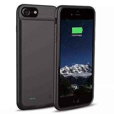 iPhone 6,7,8 Power Case Ladehülle 3000 mAh NEUWARE