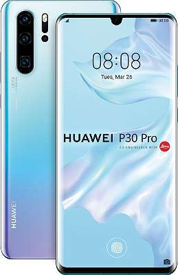Huawei P30 Pro Dual-SIM 256GB / 8GB breathing crystal