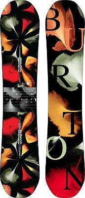 Burton Damen Snowboard DEJA VU FV 141 *NEU*