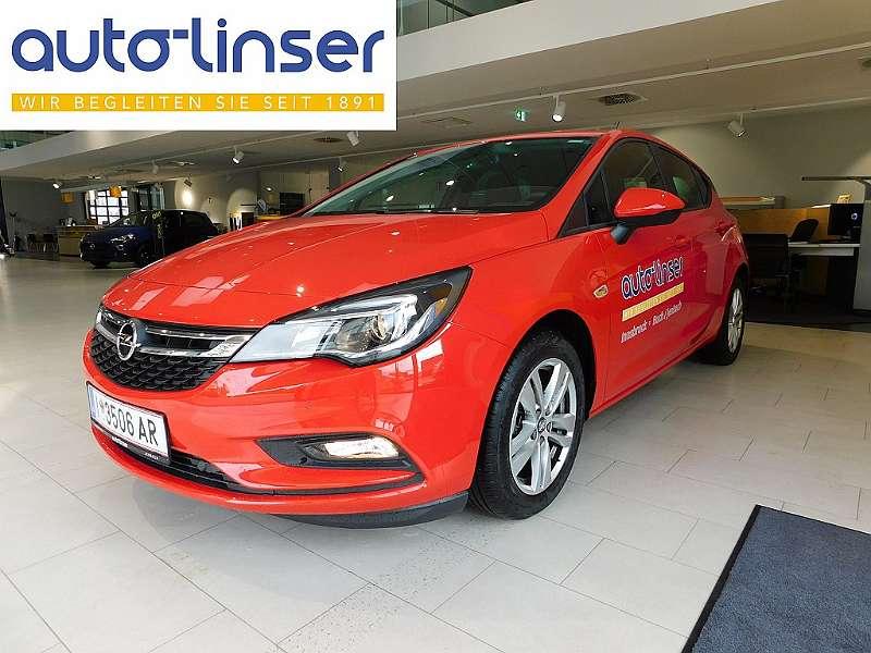 Opel Astra 1,6 CDTI Österreich Edition Start/Stop Sy...