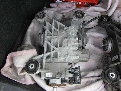 hinterachsgetriebeVW GOLF VII R AUDI S3 0CQ525554C PYP