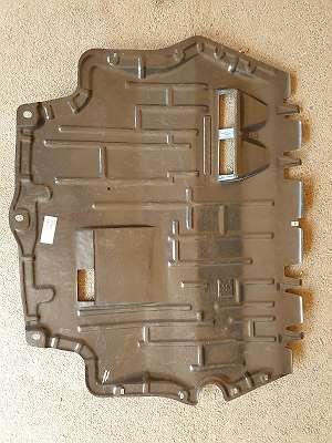 Unterfahrschutz unten für VW, POLCAR (9555346Q)