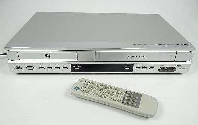 SCHNEIDER SILVA DVC 4015 6-HEAD VHS VIDEORECORDER / DVD PLAYER KOMBIGERÄT