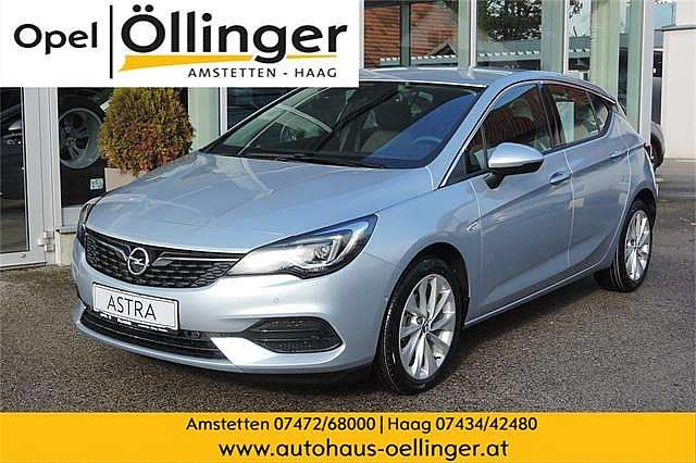 Opel Astra 1,2 Turbo Direct Injection Elegance