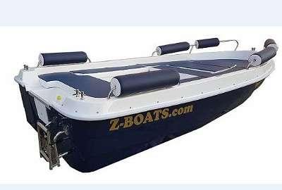 Z 430 DL, günstiges Austellungsstück mit Vollausstattung + Bimini, Badeboot, Freizeitboot, Fischerboot, Angelboot