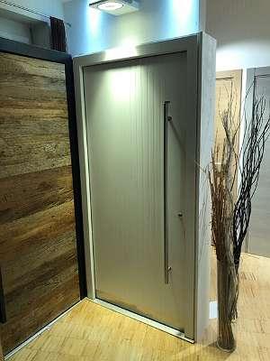 Abverkauf Holz-ALU Haustür