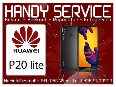 Huawei P20 Lite 64GB DUAL SIM in Schwarz