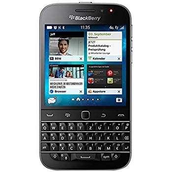 Blackberry Q20 16GB Schwarz/ Werksoffen / Zeus Mobile 1150 Wien