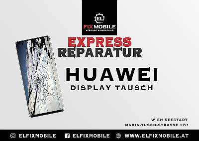 HUAWEI Display-Tausch
